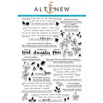 Altenew - Clear Photopolymer Stamps - Precious Moments