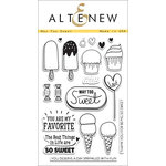 Altenew - Clear Photopolymer Stamps - Way Too Sweet
