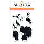 Altenew - Clear Photopolymer Stamps - Peach Tree