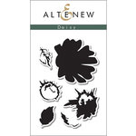 Altenew - Clear Acrylic Stamps - Daisy
