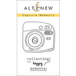 Altenew - Clear Acrylic Stamps - Capture Moments