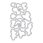 Altenew - Dies - Peony Scrolls