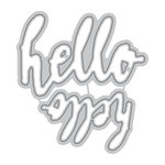 Altenew - Dies - Halftone Hello