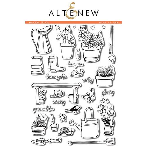 Altenew - Dies - Garden Grow
