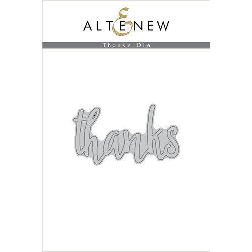 Altenew Thanks Die