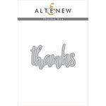 Altenew - Dies - Thanks