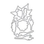 Altenew - Dies - Poinsettia and Pine