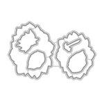 Altenew - Dies - Dahlia Blossoms