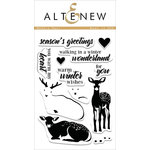 Altenew - Clear Acrylic Stamps - Modern Deer
