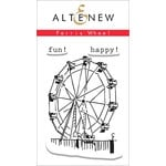 Altenew - Clear Acrylic Stamps - Ferris Wheel