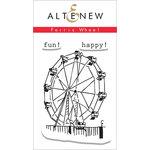 Altenew - Clear Photopolymer Stamps - Ferris Wheel