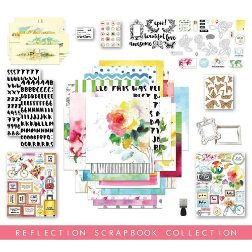 Altenew - Reflection Scrapbook Collection