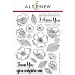 Altenew - Clear Acrylic Stamps - Adore You