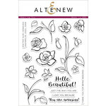 Altenew - Clear Acrylic Stamps - Amazing You