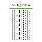 Altenew - Clear Acrylic Stamps - Basic Borders