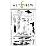 Altenew - Clear Acrylic Stamps - Be a Lighthouse
