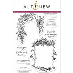 Altenew - Clear Photopolymer Stamps - Recollections