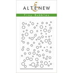 Altenew - Clear Acrylic Stamps - Tiny Bubbles