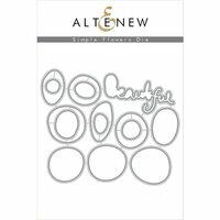 Altenew - Dies - Simple Flowers