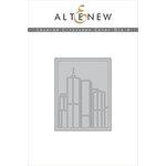 Altenew - Layering Dies - Cityscape Cover A