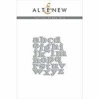 Altenew - Dies - Inline Alpha