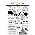 Altenew - Clear Photopolymer Stamps - Engineers Rule