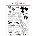 Altenew - Clear Acrylic Stamps - Extra Special