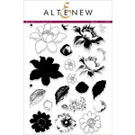 Altenew - Clear Photopolymer Stamps - Garden Treasure