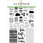 Altenew - Clear Photopolymer Stamps - Handmade Tags