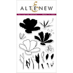 Altenew - Clear Photopolymer Stamps - Springtime Azalea
