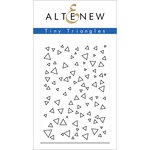 Altenew - Clear Acrylic Stamps - Tiny Triangles