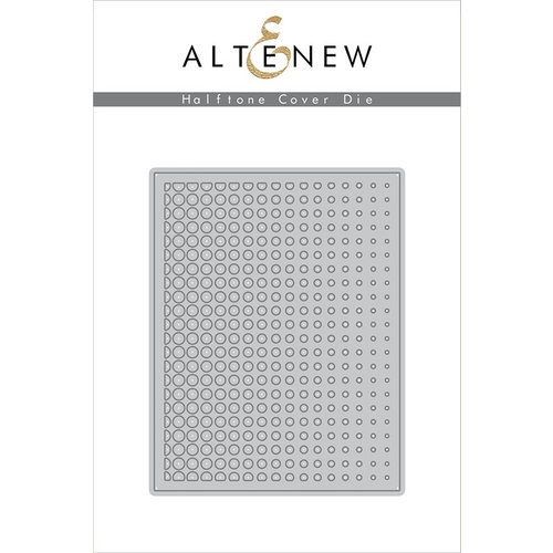 Altenew - Dies - Halftone Cover