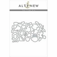 Altenew - Dies - Tea Time