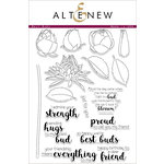 Altenew - Clear Acrylic Stamps - Best Buds