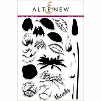 Altenew - Clear Photopolymer Stamps - Budding Thanks