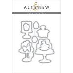 Altenew - Dies - Cake Love