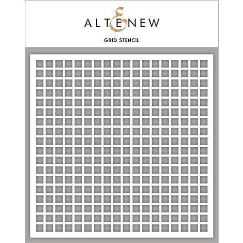 Altenew - Stencil - Grid