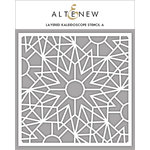 Altenew - Stencil - Layered Kaleidoscope A
