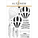 Altenew - Clear Acrylic Stamps - Baby Balloon