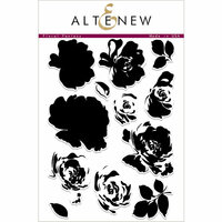 Altenew - Clear Photopolymer Stamps - Floral Fantasy