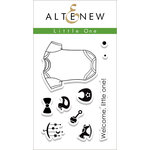 Altenew - Clear Acrylic Stamps - Little One