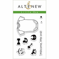 Altenew - Clear Photopolymer Stamps - Little One
