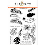 Altenew - Clear Acrylic Stamps - Parrot Paradise