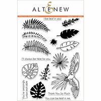 Altenew - Clear Photopolymer Stamps - Parrot Paradise