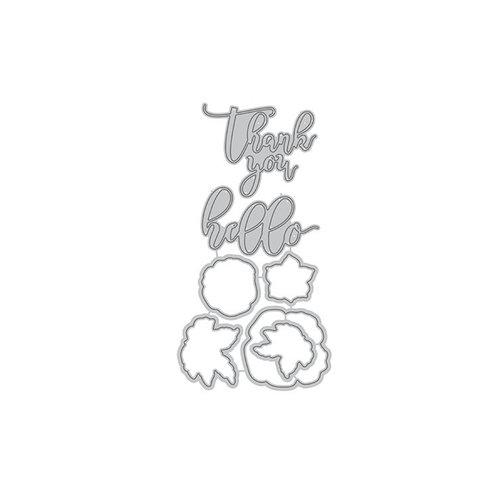 Altenew - Dies - Flower Arrangement