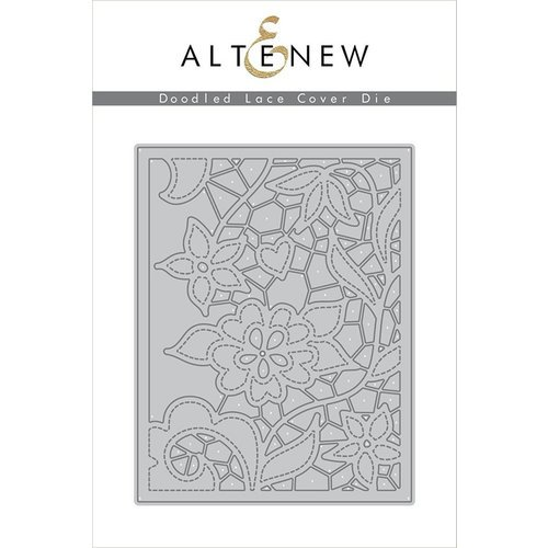 Altenew - Dies - Doodled Lace Cover