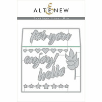Altenew - Dies - Envelope Liner