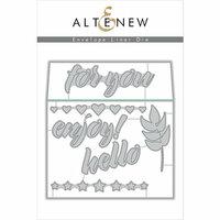 Altenew - Dies - Envelope Liner