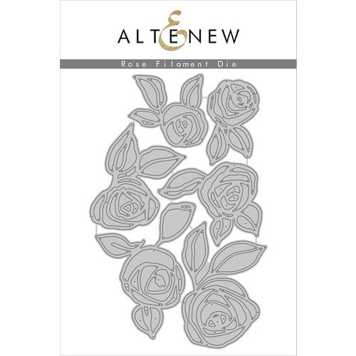 Altenew Rose Filament Die