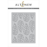 Altenew - Dies - Striped Leaf Cover